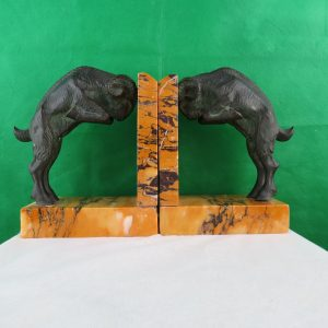 Pair of Bookholders - Signed Marcel Guillemand Image